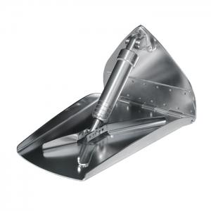 Плита транцевая XPT 305х457 мм, 24В