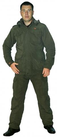 Костюм «Шутер» (ткань: финляндия, цвет: хаки) PRIDE