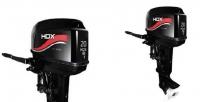 Лодочный мотор HDX T 20 BMS
