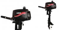 Лодочный мотор HDX T 3,6 CBMS