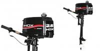 Лодочный мотор HDX T 2,6 CBMS