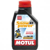 Масло Snowpower 4T 0W-40