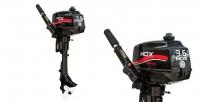 Лодочный мотор HDX R series T 3,6 CBMS