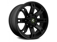 Диск литой Hollow Point на atv/utv 12x7 (4/137; 5+2; Black)